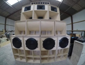 Kuchnia Jamajska Brand New Sound System Launch Session