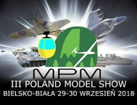 .III Międzynarodowy Przegląd Modelarski w Bielsku Białej 29-30.09.2018.