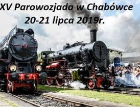 XV Parowozjada w Chabówce