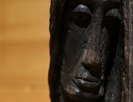 """Spotkanie wokół wystawy """"…i pozostała mi ta rzeźba."""""""
